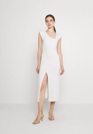 NECK DRESS - Jurk - ivory
