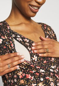 LOVE2WAIT - NURSING  - Long sleeved top - brown - 3