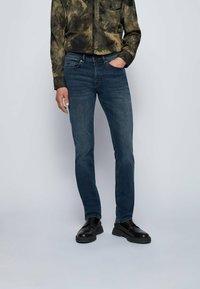 BOSS - DELAWARE BC-L-P - Straight leg jeans - dark blue - 0