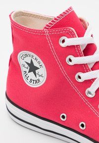 Converse - CHUCK TAYLOR ALL STAR HI - High-top trainers - carmine pink - 5