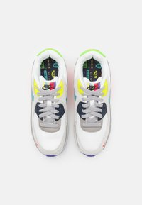 Nike Sportswear - AIR MAX 90 EOI UNISEX - Sneakers laag - pearl grey/sport turquoise/summit white/black - 3