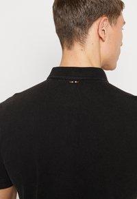 Napapijri - ELBAS - Poloshirt - black - 3