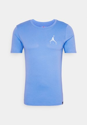 JUMPMAN AIR TEE - Basic T-shirt - university blue/white