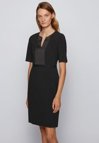 BOSS - Shift dress - black - 0