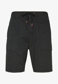 INDICODE JEANS - THISTED - Shorts - black - 4