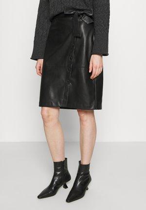 Pencil skirt - noir