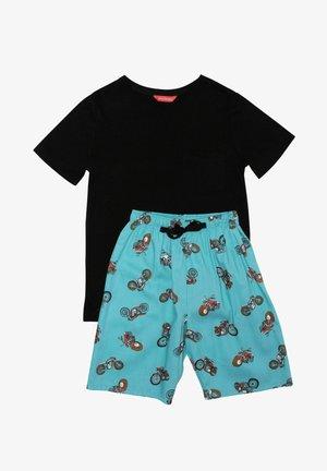 2 PIECE SET LUCAS - Pyjama set - black