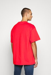 Weekday - GREAT - T-shirt - bas - red - 2
