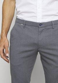 Cinque - CIBRODY TROUSER - Trousers - blue - 3