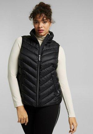 CURVY MIT 3M™ THINSULATE™ - Waistcoat - black