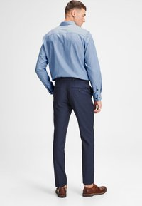 Jack & Jones PREMIUM - JPRSOLARIS  - Suit trousers - dark navy - 2