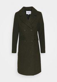 ONLY Petite - ONLLOUIE LIFE COAT - Zimní kabát - rosin - 4
