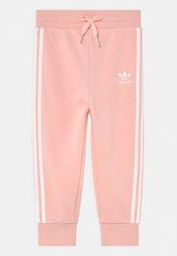 adidas Originals - CREW SET - Survêtement - pink tint/multicolor/haze coral - 2