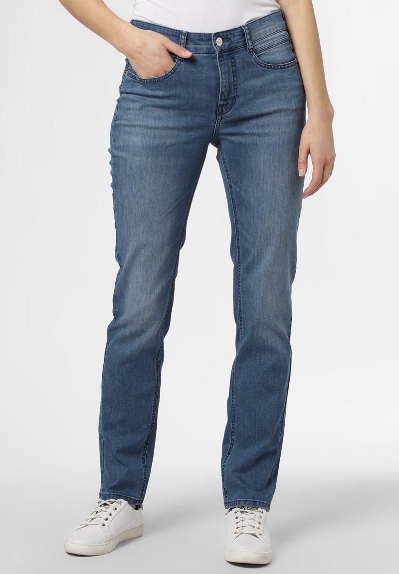 MAC Jeans - Slim fit jeans - medium stone