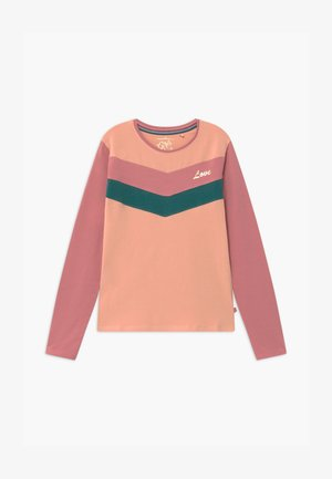 TEEN GIRLS - Long sleeved top - coral cloud