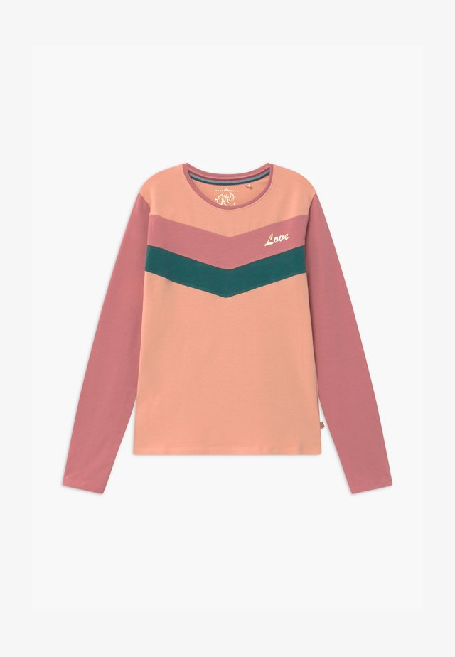 TEEN GIRLS - T-shirt à manches longues - coral cloud