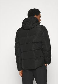 TOM TAILOR DENIM - HEAVY PUFFER JACKET - Winter jacket - black - 2