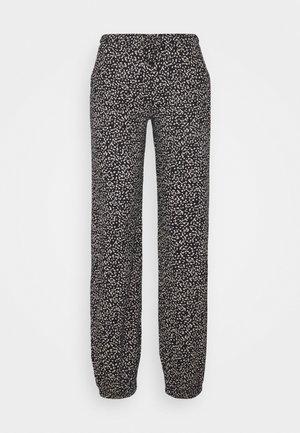 PANTS - Pyjamabroek - schwarz