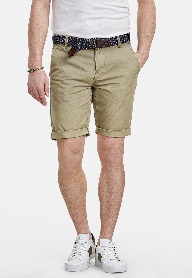 LERROS - Shorts - brindle beige