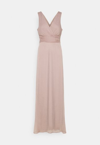 GOOD LOOKING DRAPY GOWN - Ballkjole - nougat