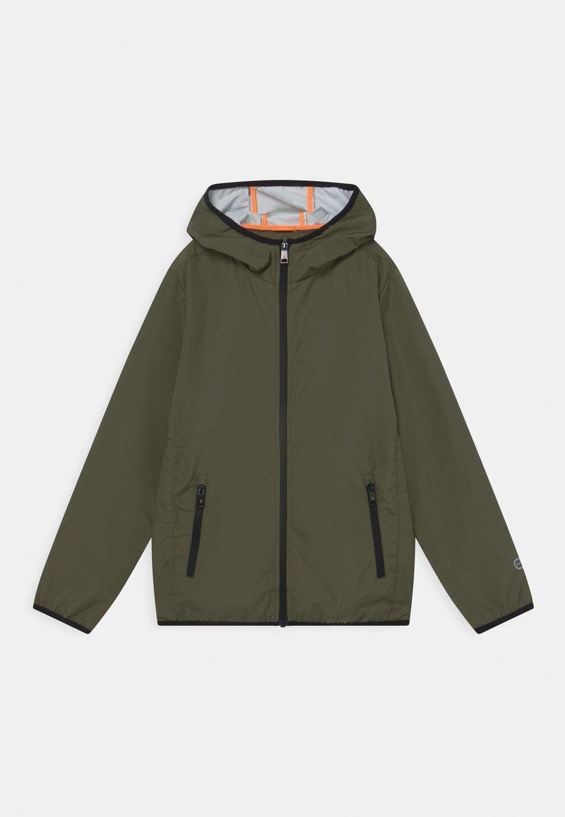 OVS - Waterproof jacket - deep lichen green