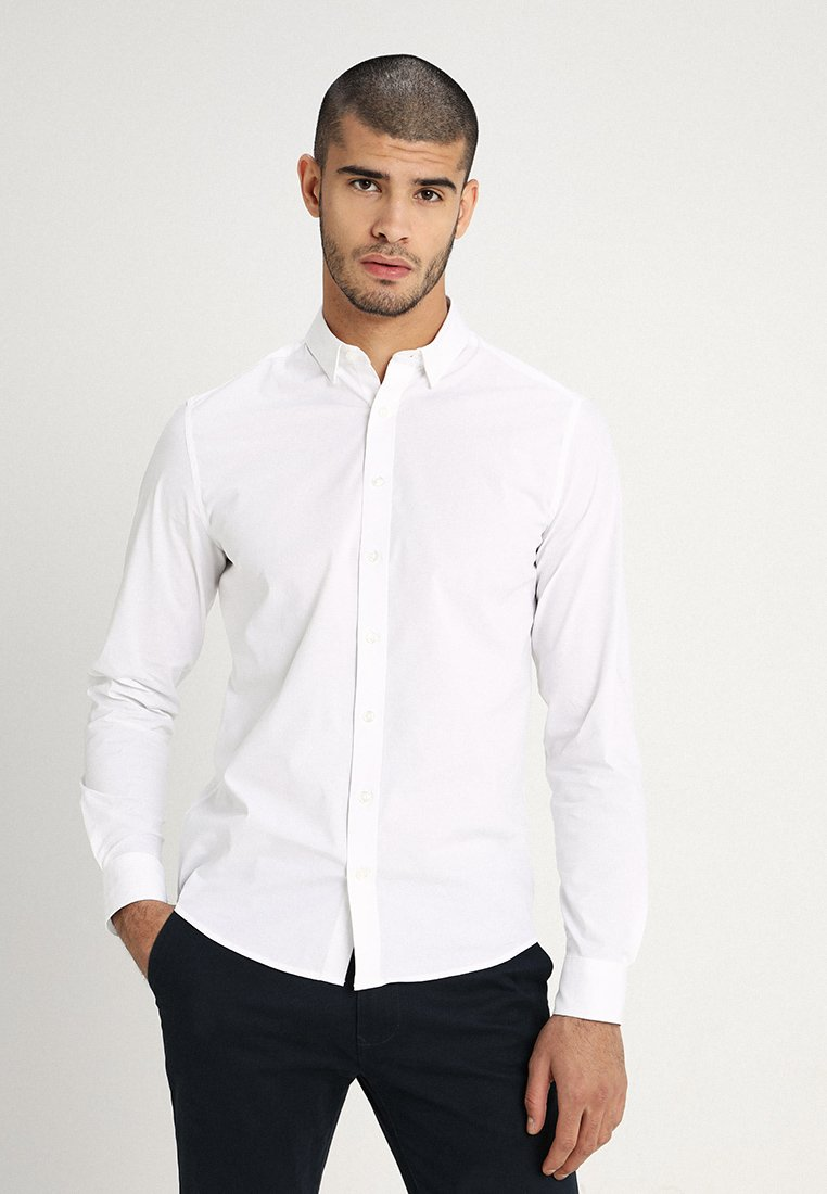 Solid - TYLER - Formal shirt - white