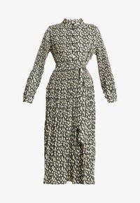 Selected Femme - SLFDITTE MIDI DRESS - Robe chemise - black - 5