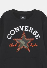 Converse - UTILITY CREW - Sweatshirt - black - 2