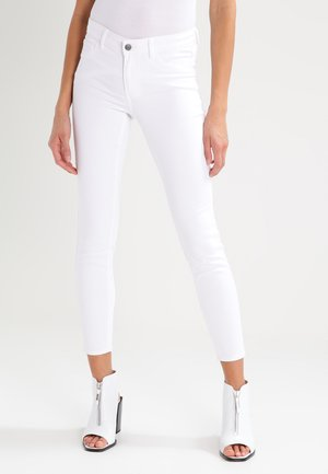 VICOMMIT - Jeansy Skinny Fit - optical snow