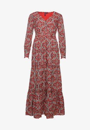 BOHEMIAN - Maxi dress - red print