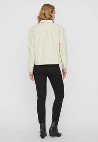 Vero Moda - Denim jacket - ecru - 2