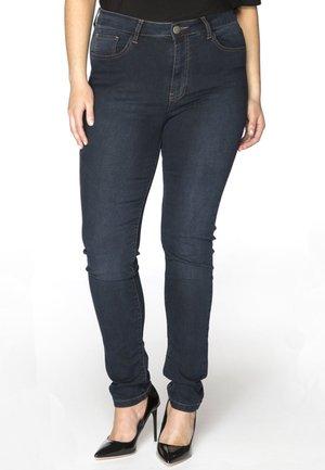 Jeans Skinny Fit - dark blue denim