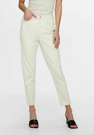 ONLVENEDA LIFE - Relaxed fit jeans - ecru
