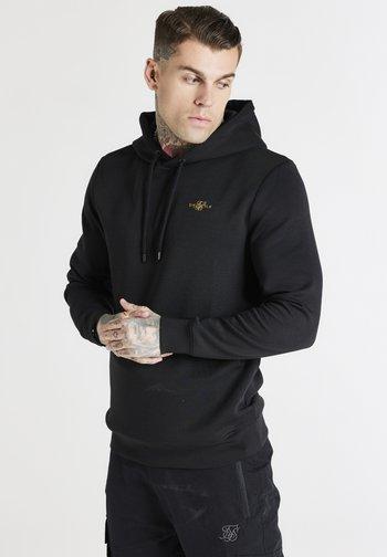 Sweatshirt - black & gold