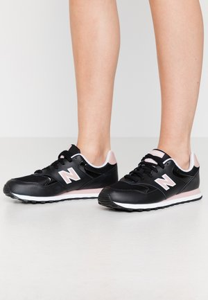 Trainers - black/pink