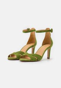 Billi Bi - Sandals - yaca green - 2