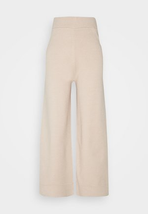 MYSA - Trousers - macadamia