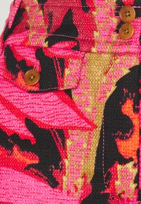 J.CREW - PRINTED ANDERSON PANT GRASSCLOTH - Pantalon classique - pink/red - 2