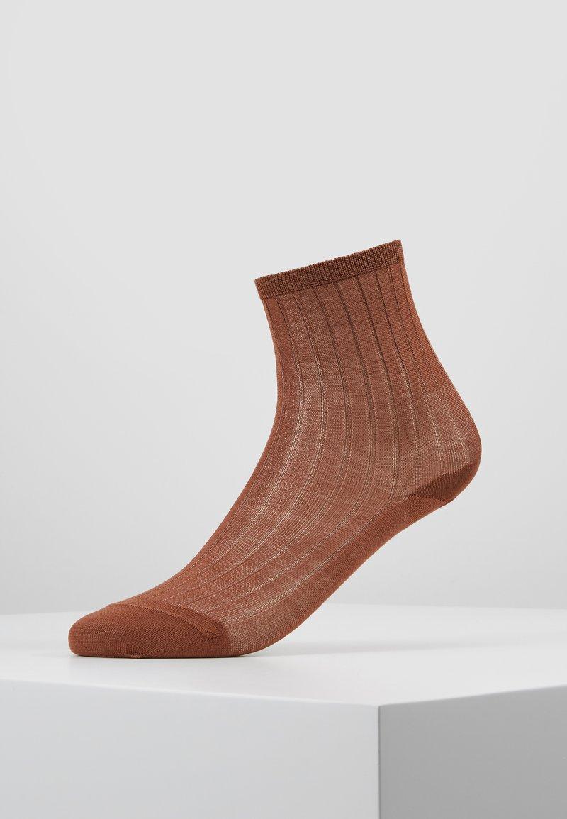 Max Mara Hosiery - ARDENZA - Ponožky - orange