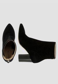 Evita - Højhælede støvletter - schwarz - 1