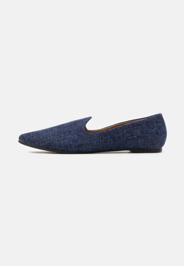 ESSENTIAL TIANA  - Mocassins - navy