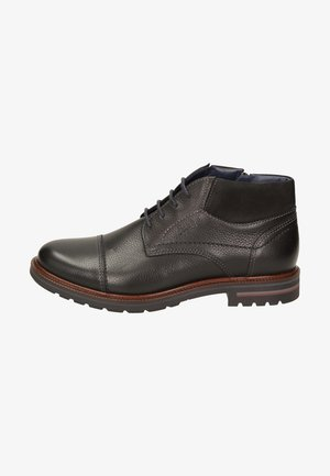 DILIP - Lace-up ankle boots - schwarz