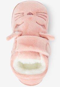 Next - First shoes - mottled light pink - 1