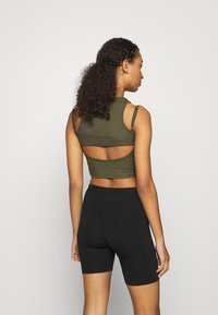 Tiger Mist - FIFI CROP - Top - khaki - 2