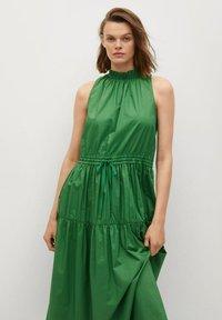 Mango - Day dress - grønn - 3