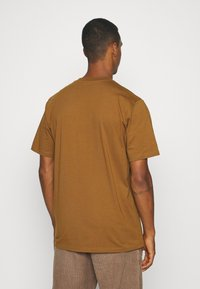 Carhartt WIP - SCRIPT - Print T-shirt - hamilton brown/black - 2
