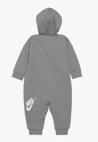 "Nike Sportswear - BABY FRENCH ""ALL DAY PLAY"" - Jumpsuit - grey heather - 1"