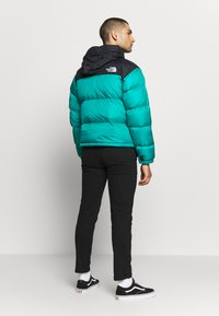 The North Face - Down jacket - jaiden green - 4