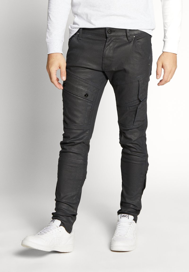 G-Star - AIRBLAZE - Jeans Skinny Fit - black