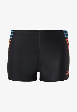 FITNESS SWIM BRIEFS - Swimming shorts - black
